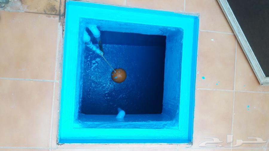 كشف تسربات المياه وحل ارتفافاتوره المياه