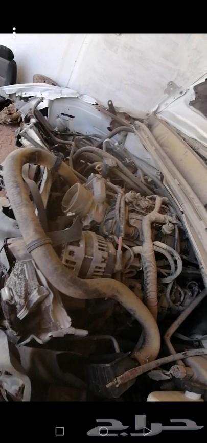 مكينة جمس سييرا 2013 تشليح gmc