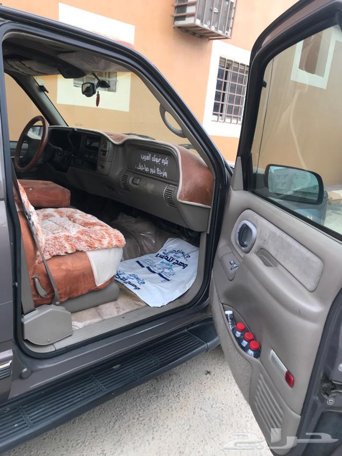 سيارة للبيع جمس موديل 97