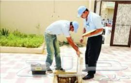 شركة كشف تسربات المياه عزل أسطح عزل خزانات