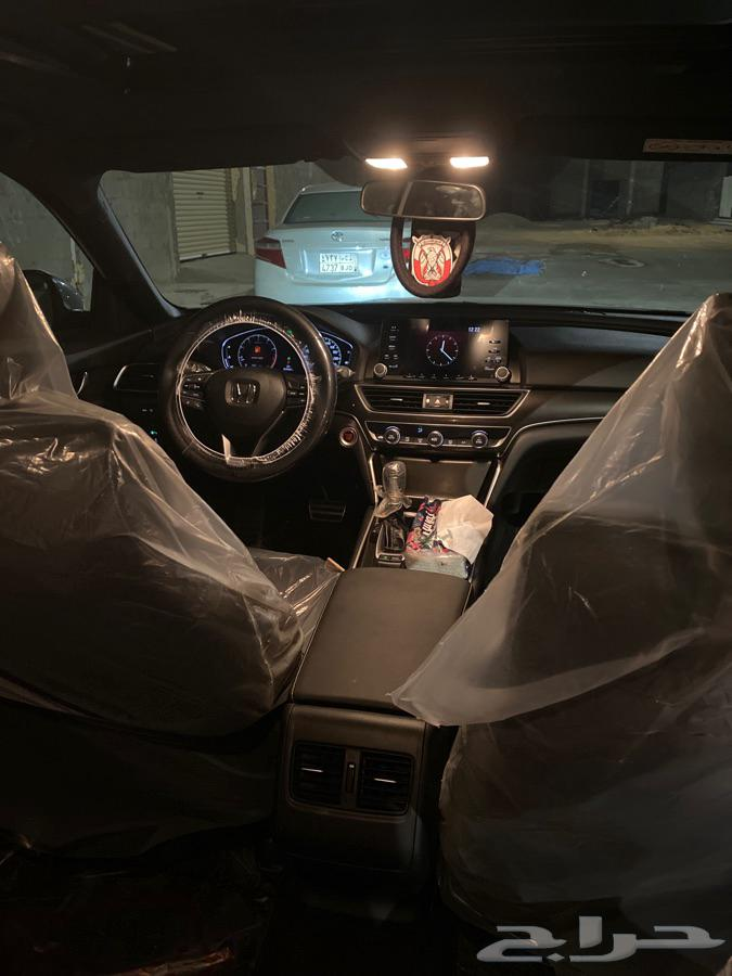 للتنازل هوندا اكورد 2019 سعودي