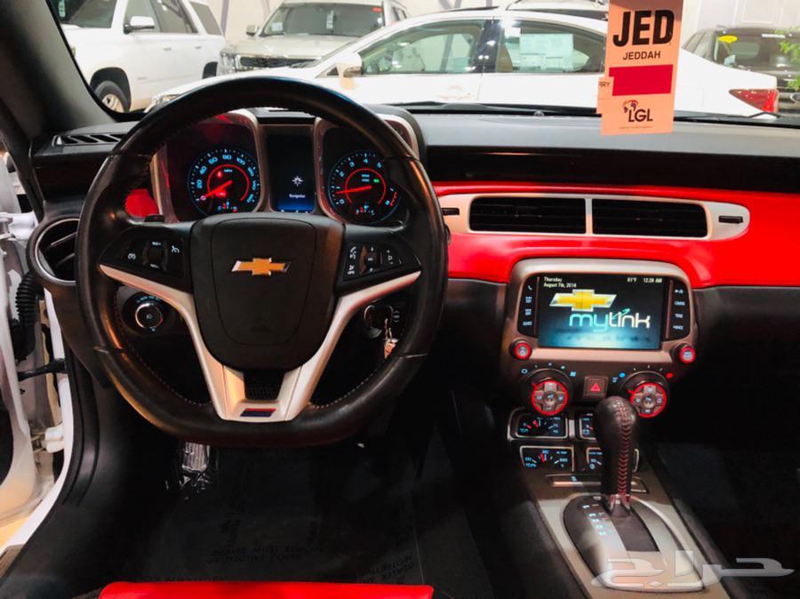 شيفرولية كومارو RS (( فتحة سقف)) 2015