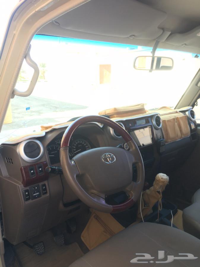 السياره   تويوتا - شاص المديل  2017 حالة السيارة  مستعملة