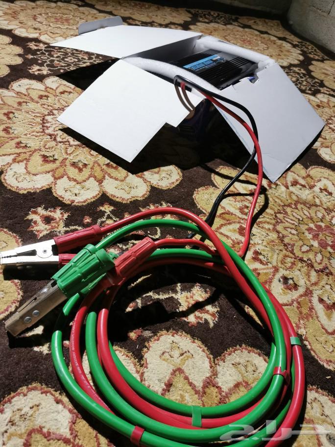 محول طاقة  power inverter  لرحلات