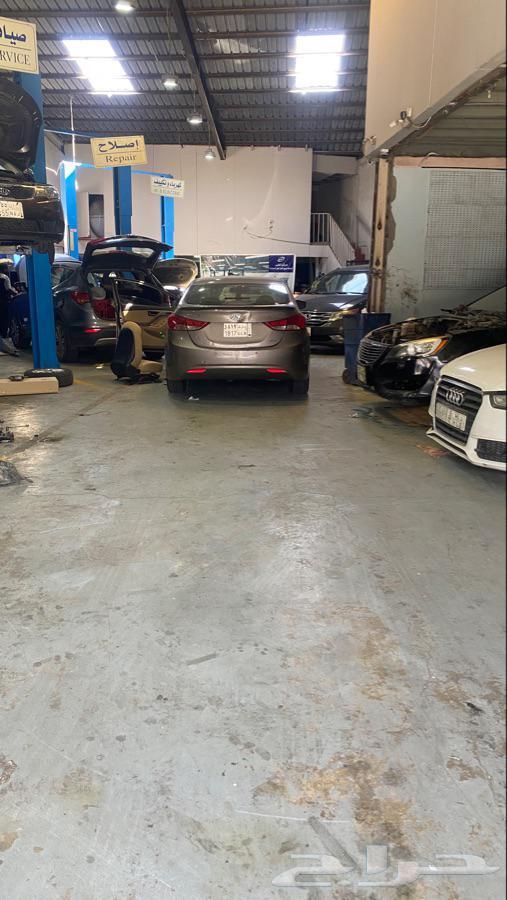 مركز الخير لصيانة السيارات