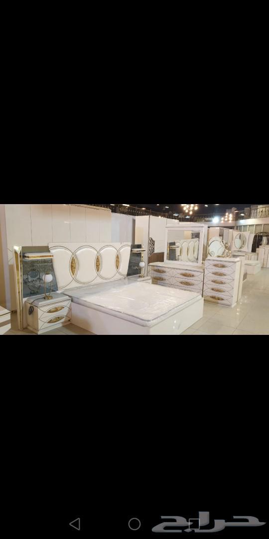 غرف نوم فخمة جديد صناعه تركيه 2020