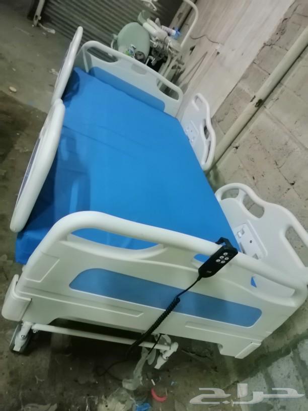 سرير طبي كهربائي فراشه