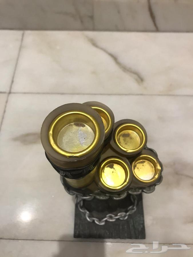شمعدان قديم تراث