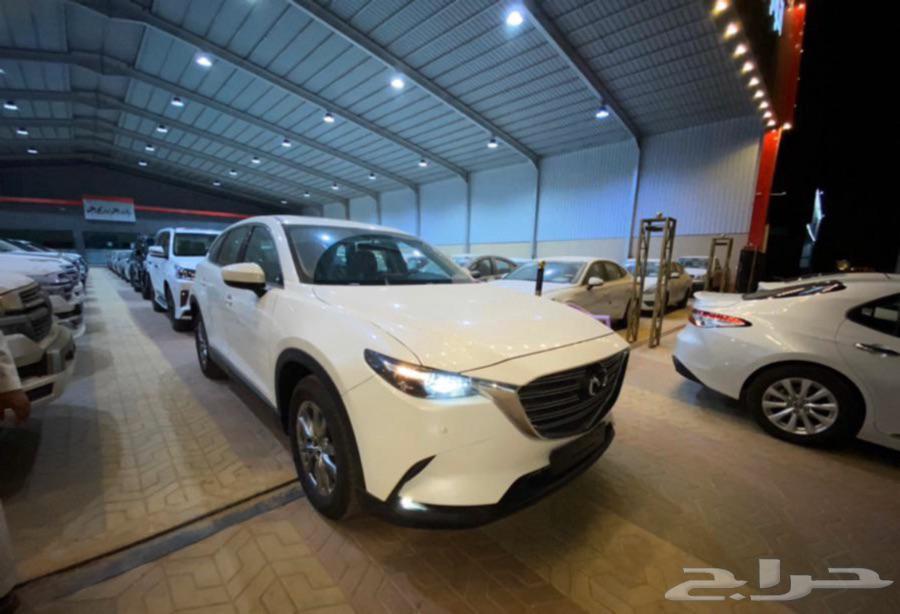 مازدا CX9 جديد بسعر مناسب لدينا