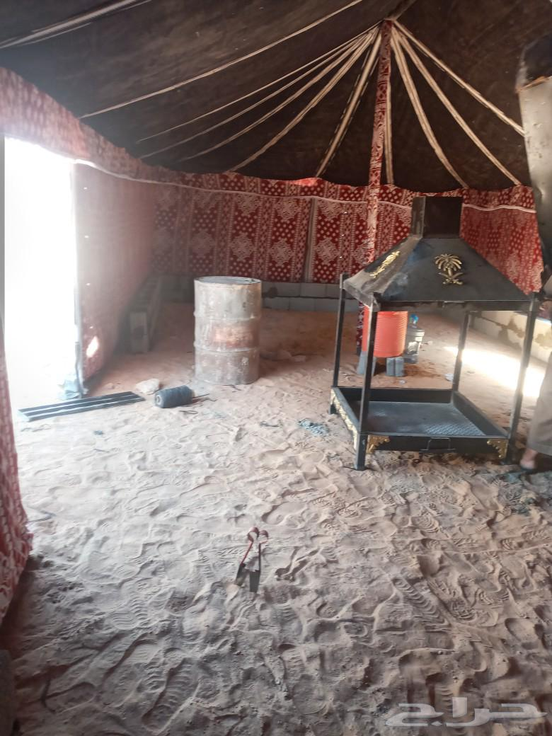 تجهيز مخيمات بيوت شعر غرف خشب