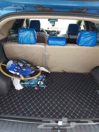 سياره توسان موديل 2016 وكاله من الصدام للصدام
