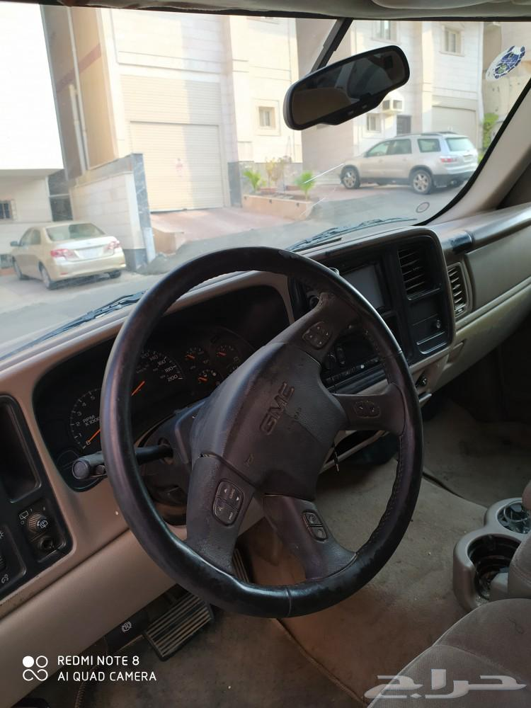 سيارة جمس سوبربان 2005