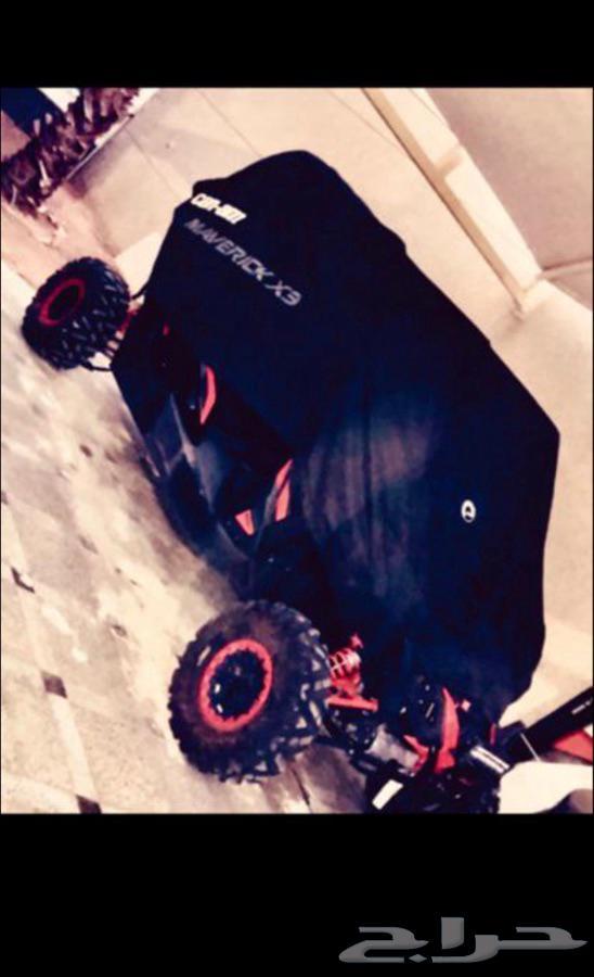 كان ام مافريك 2014 محول 2016 Maverick 1000R