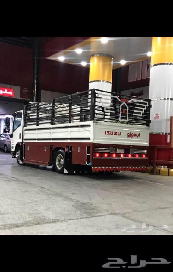 نقل البضائع نقل مشاوير داخل المنطقة وخارجها
