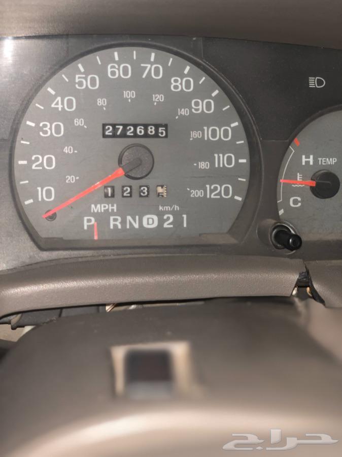 فورد 2003 مجدد و مفحوص