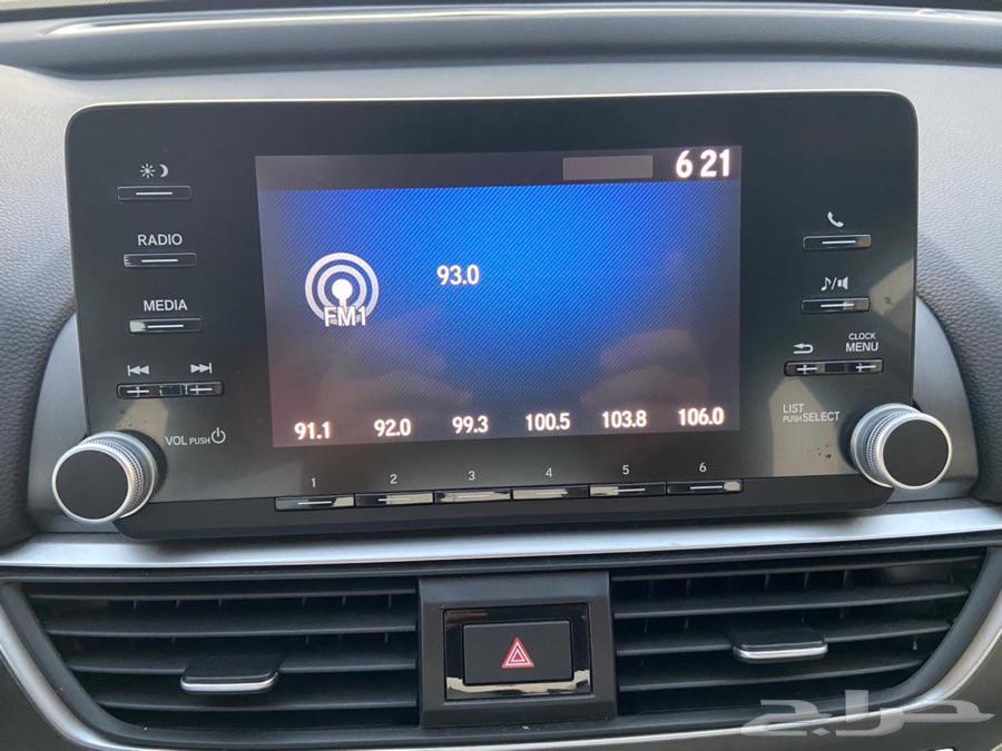 هوندا اكورد 2018 شبه جديد ماشي 48 الف فقط(تم البيع)