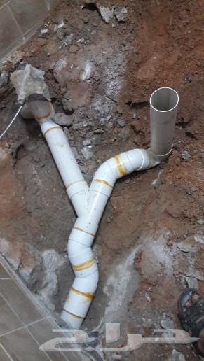 كشف تسربات المياه وحل ارتفاع فاتوره المياه