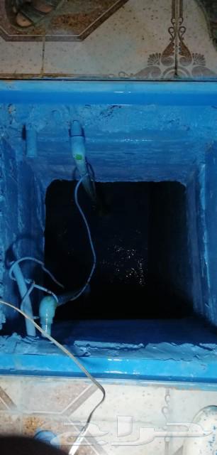 تنظيف خزانات بالمواد التعقيم غسيل مجالس موكيت
