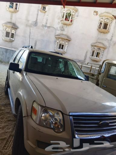 اكسبلورر 2010 سعودي دبل