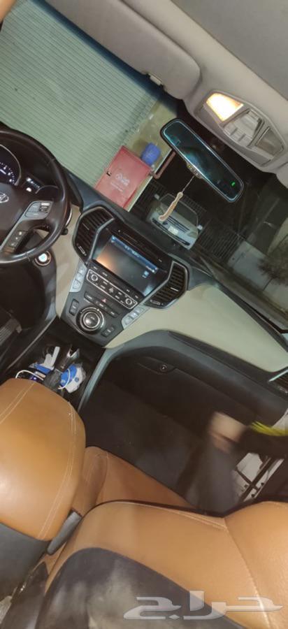 سيارة هونداي سنتافي 2016 فل