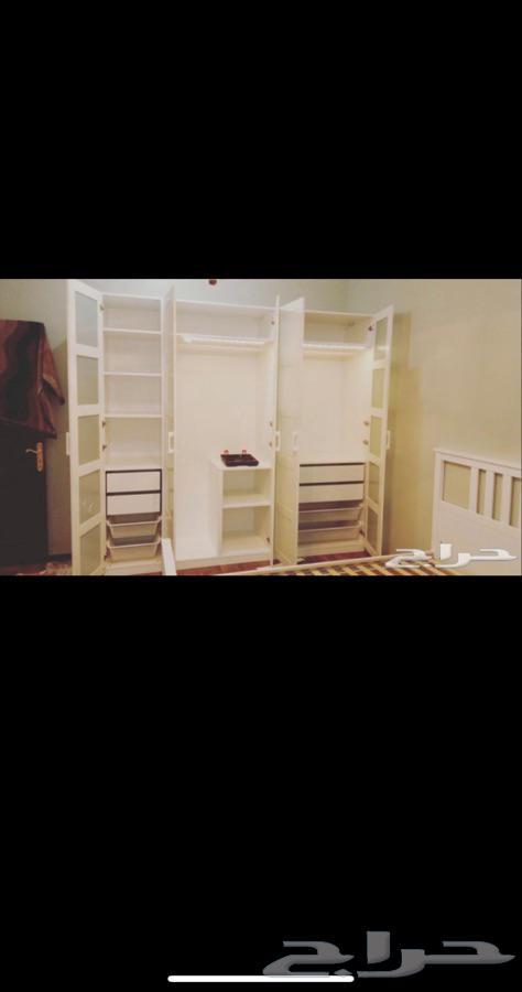 فني نجار فك وتركيب غرفة النوم والدواليب