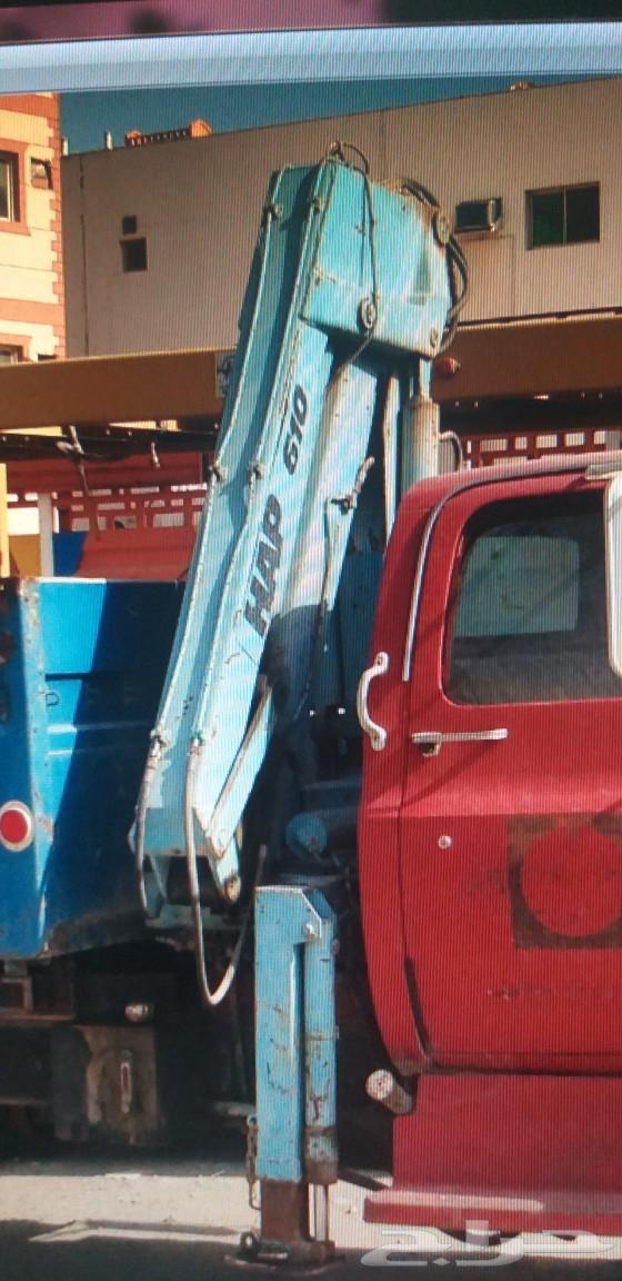 للبيع رافعة كرين 3.5 طن هاب نوعية ممتازه شغال