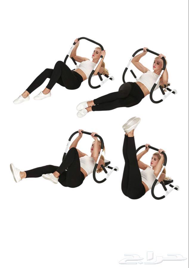 معدات رياضية لتمارين البطن