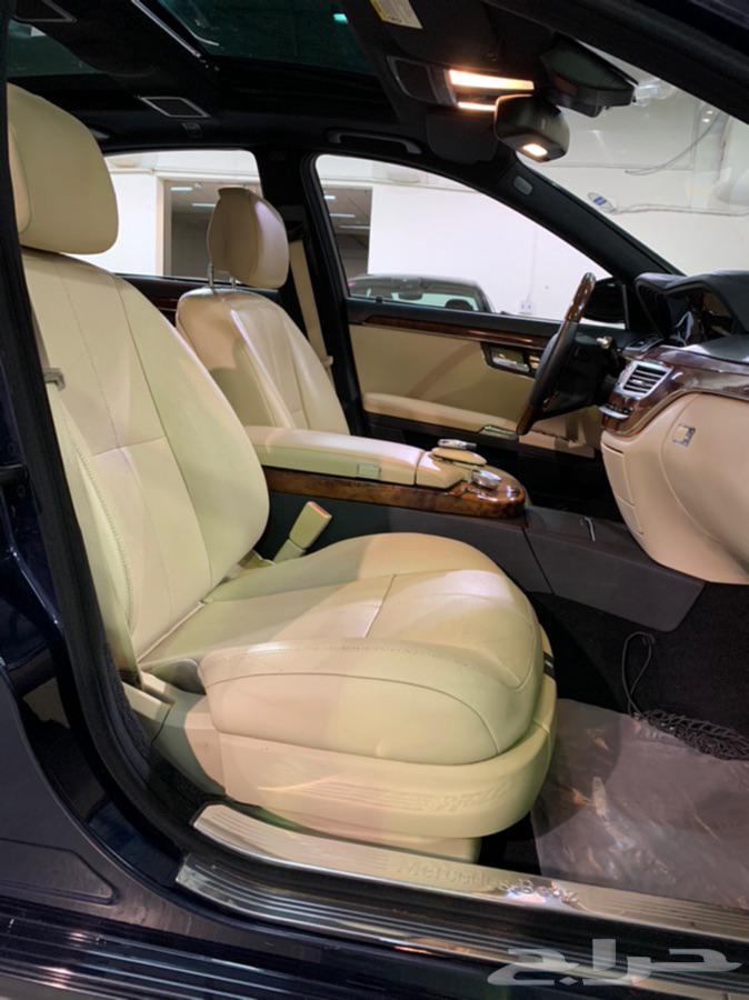 مرسيدس S350 2007