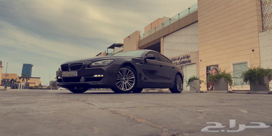 BMW 640i Gran Cope 2013