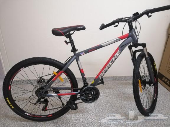 دراجة رياضية سيكل من اباتشي APACHE