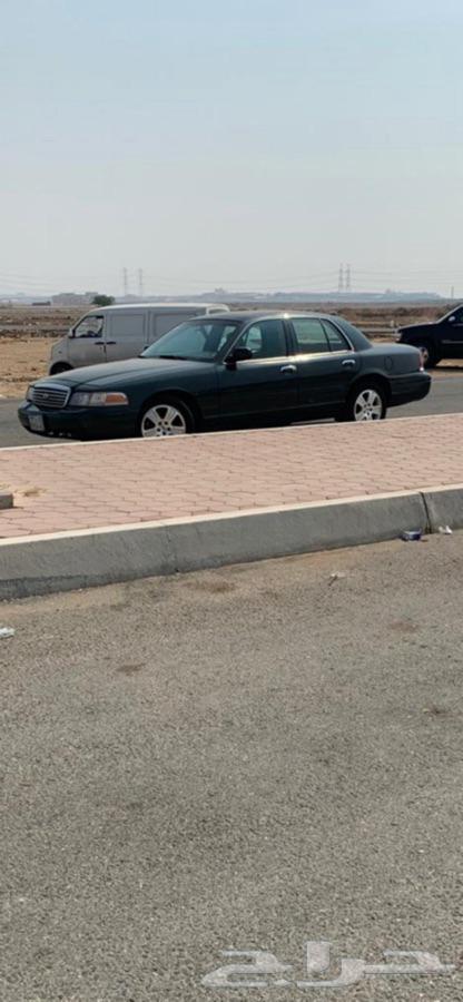كراون فكتوريا 2002 سعودي توكيلات الجزيره نظيف جدا