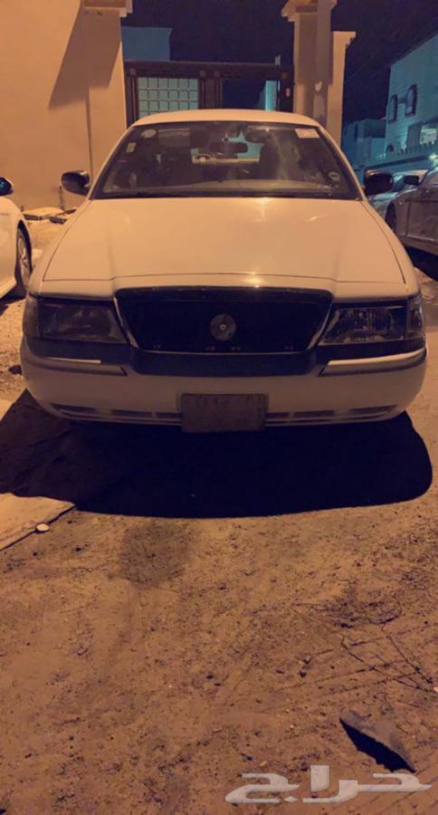 الطايف - السيارة  فورد - جراند