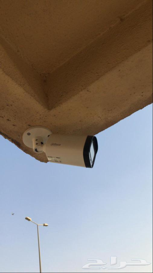 تركيب وتوريد كاميرات المراقبة