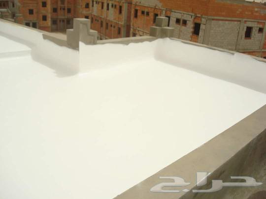 شركة عزل فوم حراري مائي عزل شينكو وحمامات