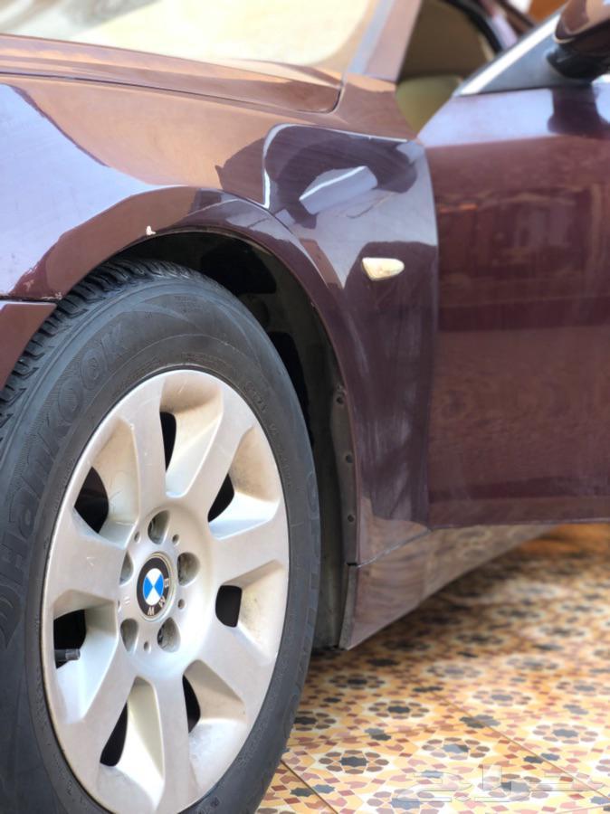 BMW 2007 بي ام دبليو