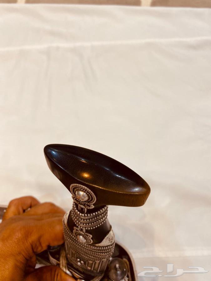 خنجر زراف مطرح خمس اصابع صب الدوجان والسله مسمار