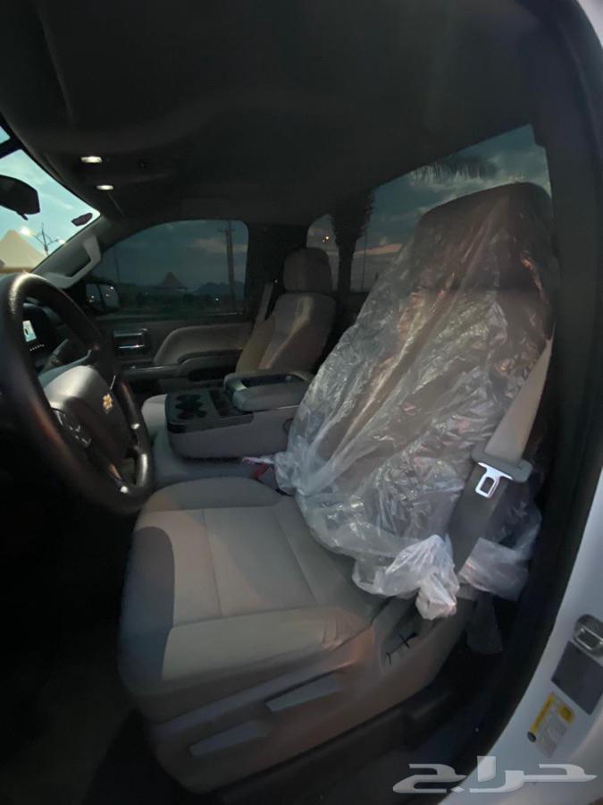 لبيع شيفروليه سلفرادو 2015 بدون دبل الممشى 37 اخو الجديد
