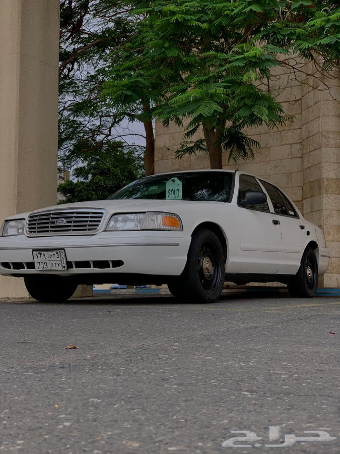 فورد فكتوريا 2003بوليسي