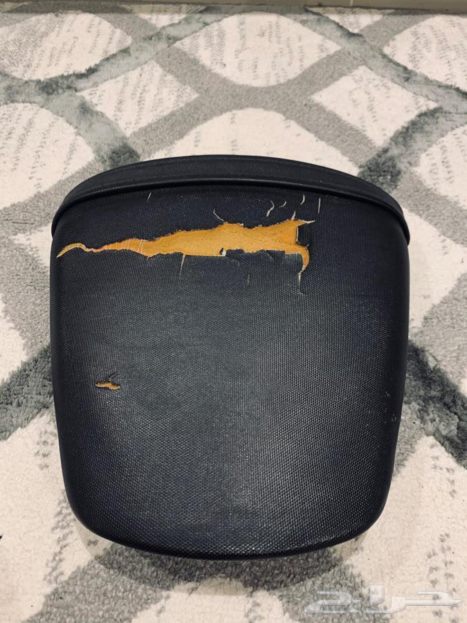 كرسي رديف وكالة لدباب ريس سوزوكي 750 موديل 2011 وفوق