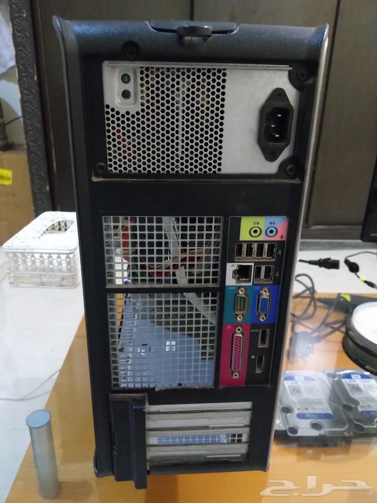 كمبيوتر مكتبي DELL Optiplex 780