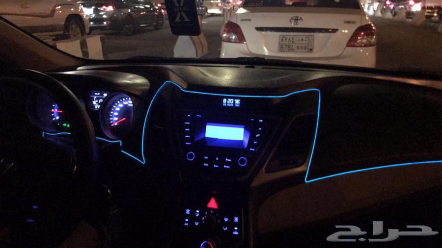 Hyundai elantra 2014 odo. 136000