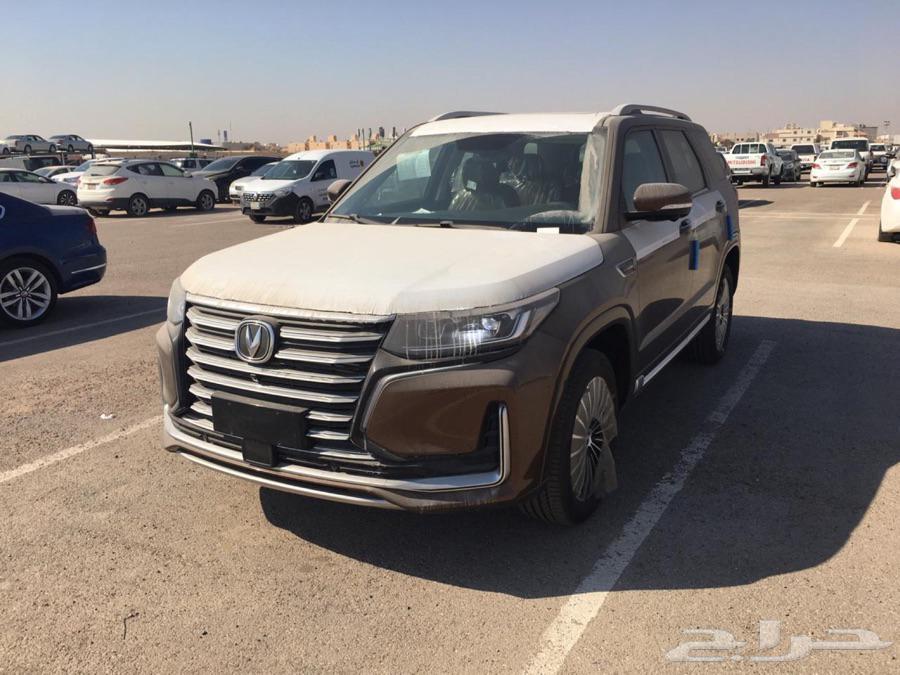 شانجان CS95 بلاتينيوم 2020 سعودي