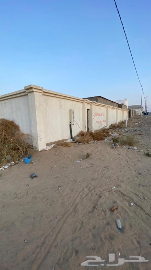 أرض محوشه على شارعين للبيع في الحرزات مخطط اللباس