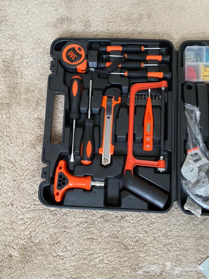 عدة سباكة وكهرباء ( ادوات )