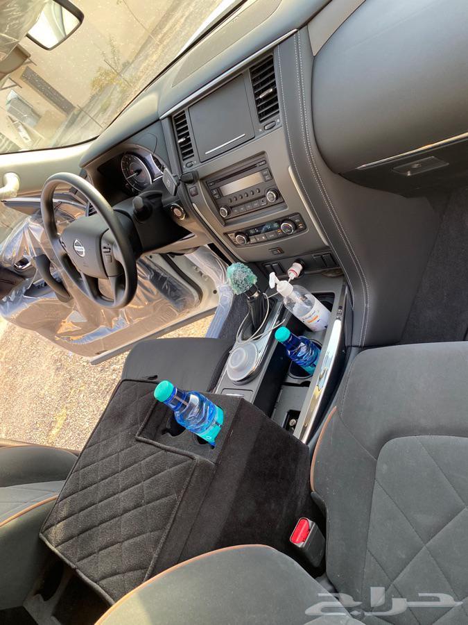 باترول 2019 xe ستاندرد 6 سرندل