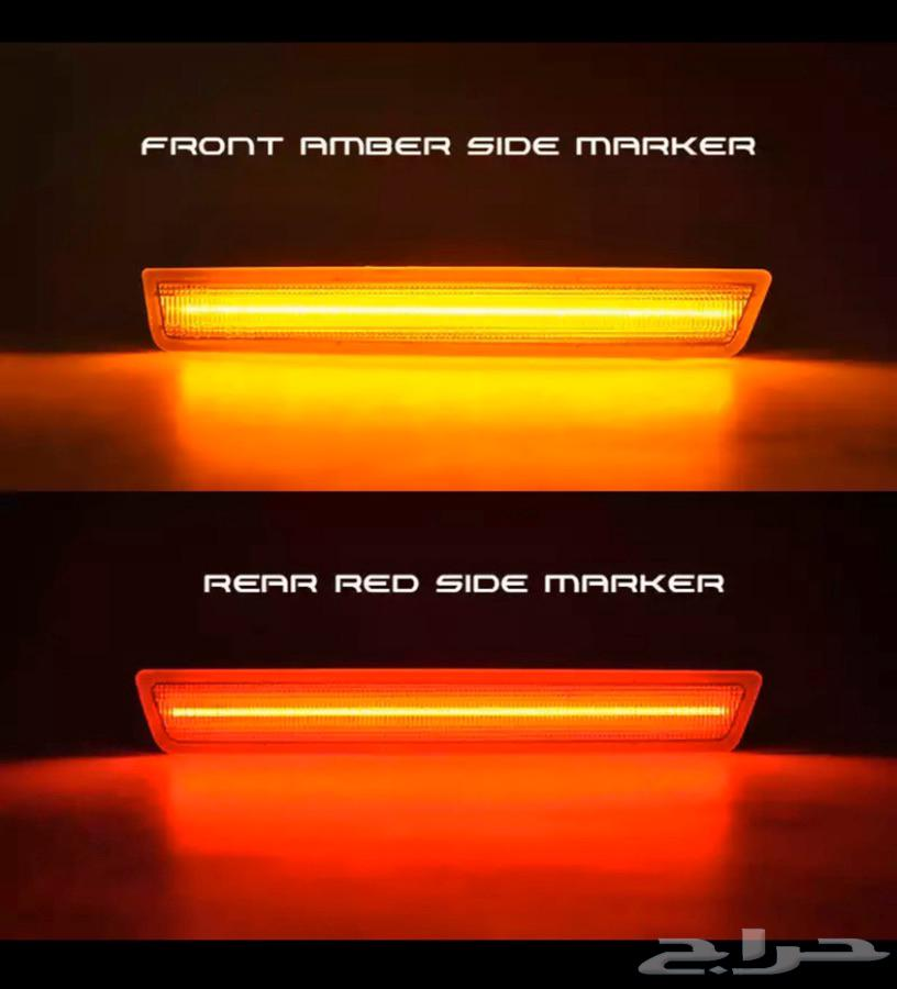 عواكس تشالنجر LED من 2015 الى 2019
