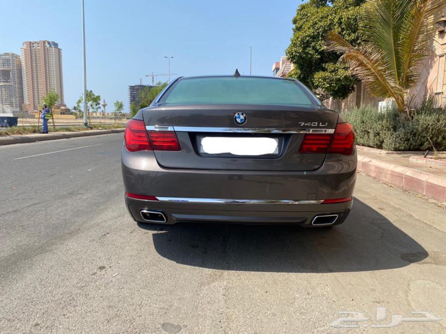 BMW 730Li بي ام دبليو