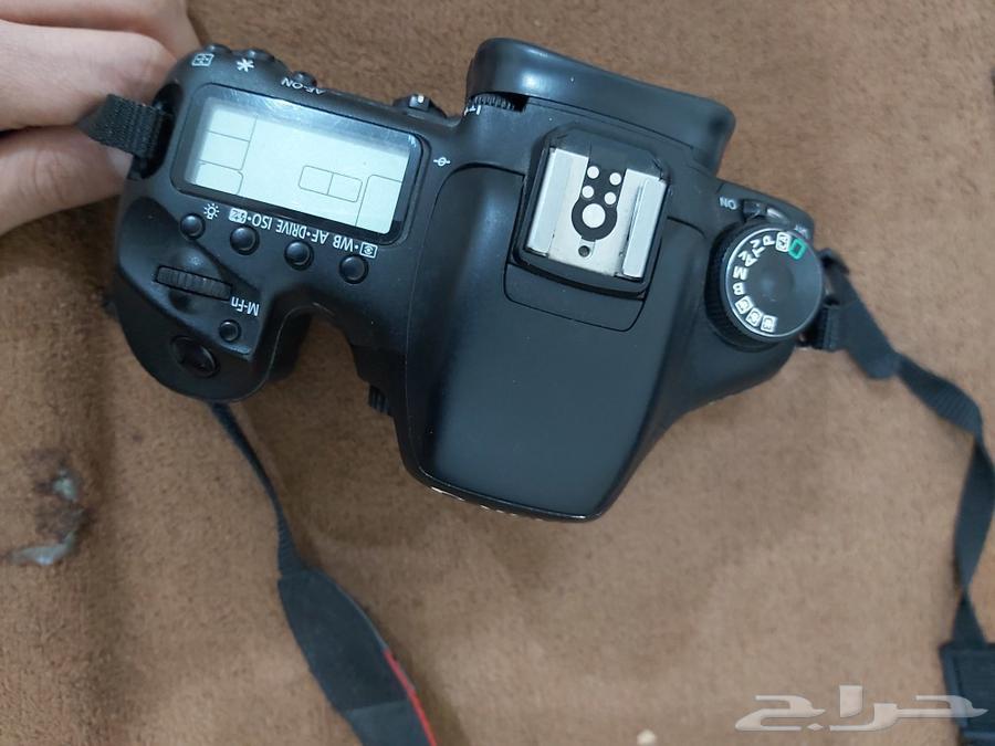 كاميرا canon 7d