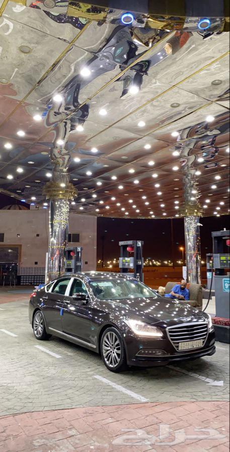 الرياض - السيارة هونداي - جنسس