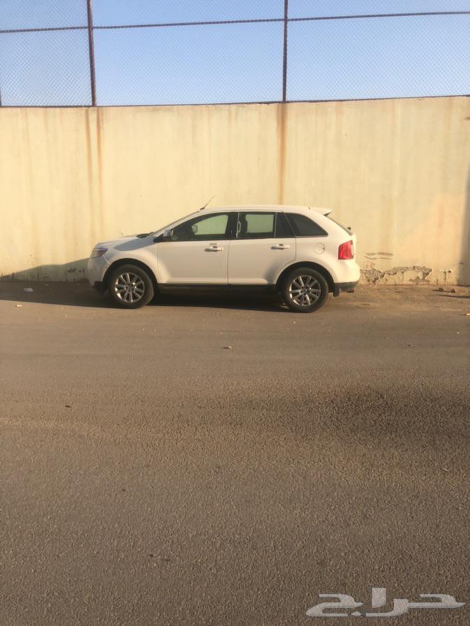 فورد ايدج 2012 ( الرياض)